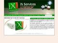 IX Services conception site web en Algerie